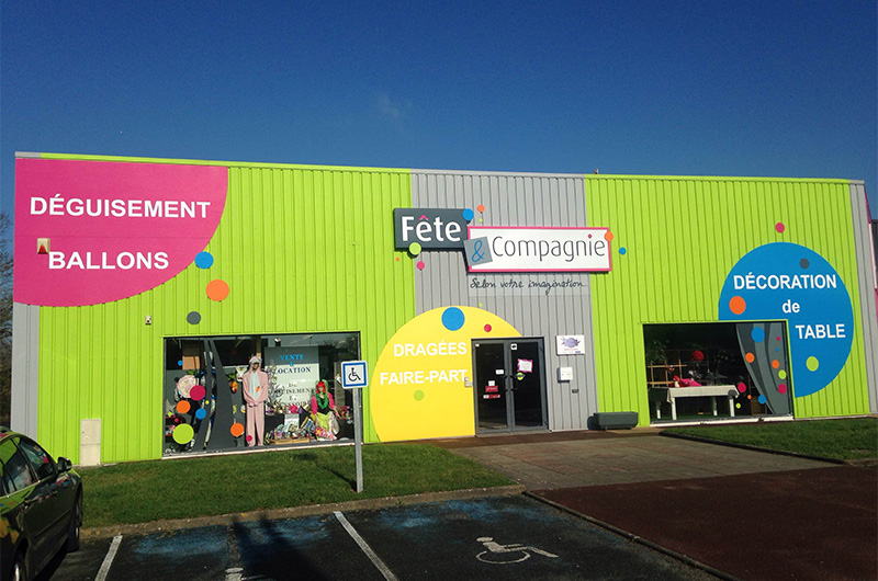 Magasin Decoration Fete Cholet